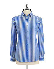 Striped Easy Care Shirt
