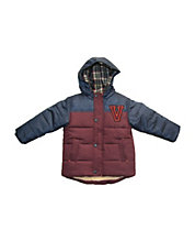 Oxford Puffer Jacket