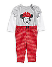 Two-Piece Minnie Mouse Set