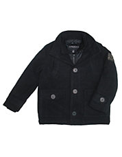 Boys Wool Coat 2-7