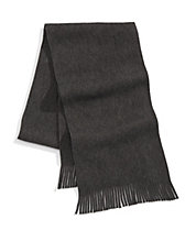 Solid Knit Scarf