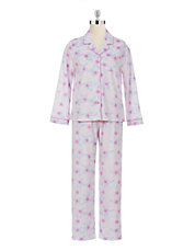 Rose Polka Dot Pyjama Set