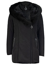 Provence Hooded Down Coat