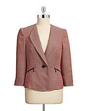 Wing Collar Jacket