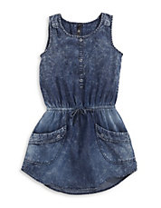 Ayden Denim Dress