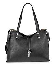 Unlined Reversible Tote Bag