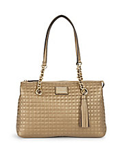 Hastings Quilted Leather Bag