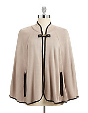 Framed Twist Lock Capelet