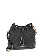 Florence Quilted Crossbody Bag