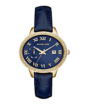 Whitley Pave Analog Watch