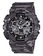 Mens Camo Standard AnaDigi Watch GA100CM-8