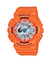 Womens Analog Baby G Sneaker Colours BA110SN-4A Watch