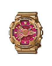Womens Analog S-Series Crazy Gold Watch GMAS110GD4A1