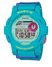 Baby-G Digital Tide Graphs Watch