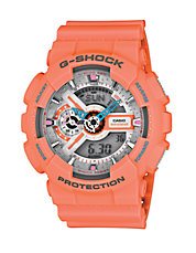 Mens Analog XL Neon Watch GA110DN-4A