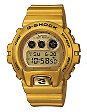Mens Crazy Gold Standard Watch DW6900GD-9