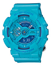 Womens Neon Oversized AnaDigi Watch GMAS110CC-2A