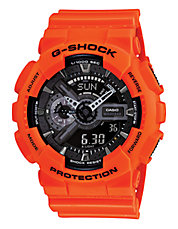 Mens Rescue Oversized AnaDigi Watch GA110MR-4A
