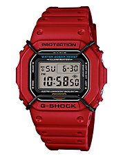 Mens Retro Standard Digital Watch DW5600P-4