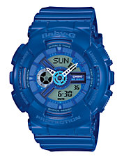 Womens Baby G Oversized AnaDigi Watch