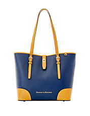 Claremont Dover Leather Tote