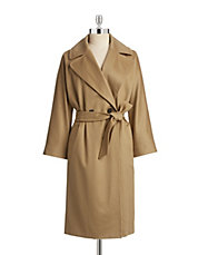 Voghera Virgin Wool Coat