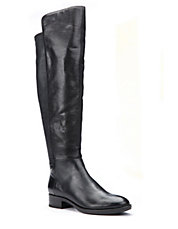 Felicity Tall Side Zip Leather Boots