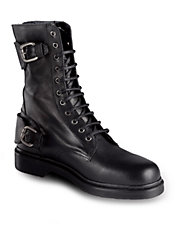 Admiral-Bo Leather Boots