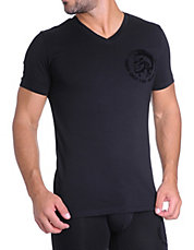 Graphic Patch Stretch Tee