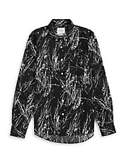 Crosby Printed Sport Shirt