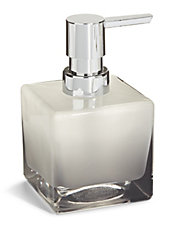 Claro Frosted Glass Lotion Pump