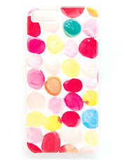 Frills Printed iPhone Cover