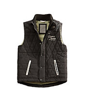 Big Boy Quilted Puffer Vest 8-20