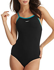 Flyback Training One Piece Swimsuit