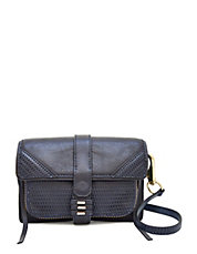 Silver Lining Leather Camera Bag