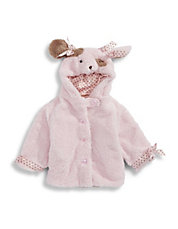 Infants Wiggles Button-Up Coat