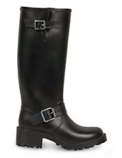 Moto Tall Rainboot