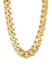 Streamliner Collar Necklace