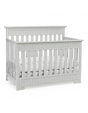 Lakeland Convertible Crib in Misty Grey