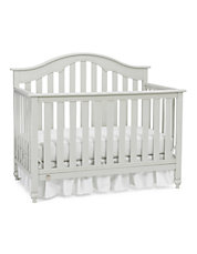 Kingsport Convertible Crib in Misty Grey