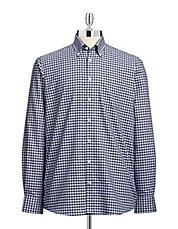 Gibbs Checkered Sport Shirt