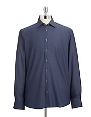 Ledley Oxford Cotton Sport Shirt