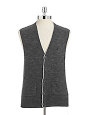 Cotton Sleeveless Vest