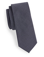 Francis Slim Cotton Tie