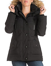 Anorak Short Coat