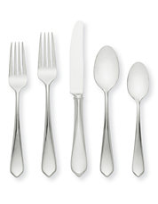 Magnolia Drive Five-Piece Flatware Set