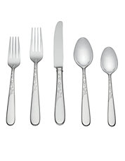 Gardner Street Five-Piece Flatware Set