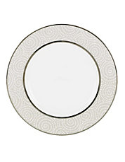 Pearl beads Accent Plate