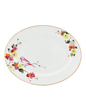 Waverly Pond Oval Platter
