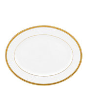 Oxford Place Oval Platter
